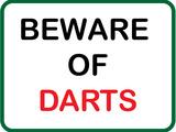 Beware of Darts