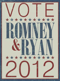 Vote Romney and Ryan 2012