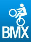 BMX Sports Poster Print