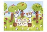 Easter Egg Tea