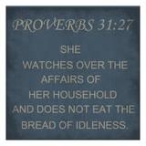 Proverbs 31-27