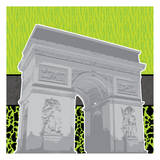Eiffel Tween Green 2