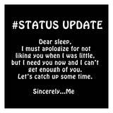 Status Update 1