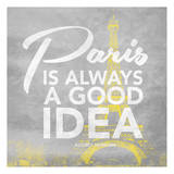 Paris Yellow