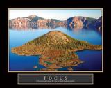 Crater Lake Focus