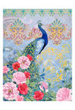 Peaceful Peacock 2 (pink)