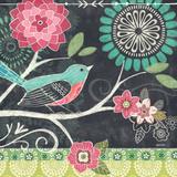 Chalk Bird III
