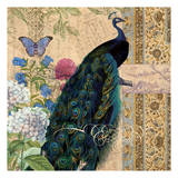 Peacock Brocade 1 Rev