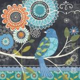 Chalk Bird I