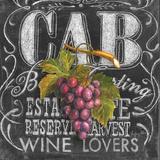 Chalkboard Wine III