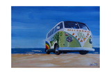 Surf Bus Series - California Dreaming VW Bus