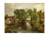 The Mill Stream  1814-1815