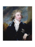 Portrait of the Prince of Wales  Late King George IV  1790
