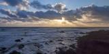 Sunset on Big Sur Coastal California