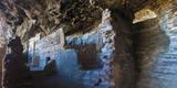 Cliff Dwellings of Tonto National Monument  Arizona USA