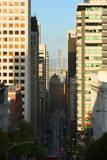 Bay Bridge from Downtown San Francisco