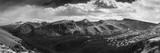 Rocky Mountains Range View from Trail Ridge Road  Rmnp  Colorado