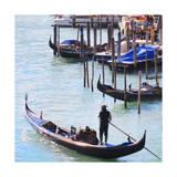 Gondola Mooring  Venice