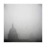 St Pauls Cathedral in Fog