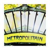 Metropolitain Entrance
