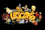 Lascars - Round Da Way Logo