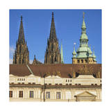 St Vitus Cathedral & Prague Castle