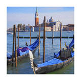 Venice Lagoon with Gondola