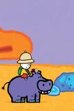Didou - Louie and the Rhinoceros