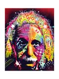 Einstein II Giclée par Dean Russo