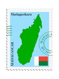Mail To-From Madagascar