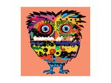 Owl  Vector Illustration  Illustration for T-Shirt  Illustration for Children (A Series of Popular