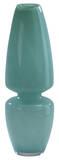 Turquoise Slender Vase
