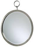 Chandler Round Hanging Mirror