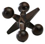 Antiqued Rust Jack - Large