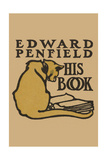 Bookplate of Artist Edward Penfield