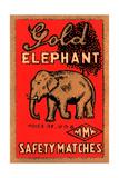 Golden Elephant