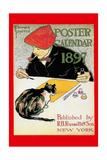 1897 Poster Calendar