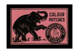 Elephant Colour Matches