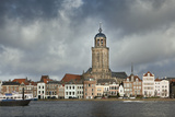 Netherlands  Deventer  City Skyline