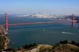 Golden Gate Bidge and Bay