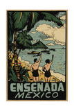 Ensenada Mexico Decal