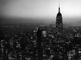 NYC Skyline at Night