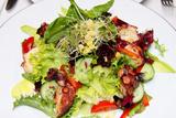 Seafood Salad in Krakow  Poland