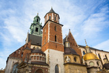 Wawel Cathedral in Kracow  Poland