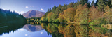 Early Autumn at Glencoe Lochan  Scotland