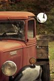 Usa  West Virginia  Bluewell  National Coal Heritage Area  1930S-Era Truck