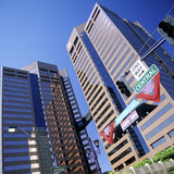 Downtown Phoenix  Arizona  USA