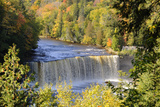 Tahquamenon Water Falls