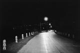 Duanesburg Highway at Night