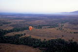 Hot Air Balloon Ride over the Mara